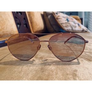 Diff Eyewear Accessories - Pink tinted Diff Eye wear scout shades